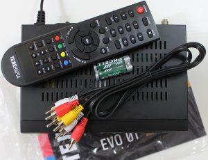 Спутниковый ресивер Telekarta EVO 01
