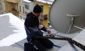 Обслуживание антенн