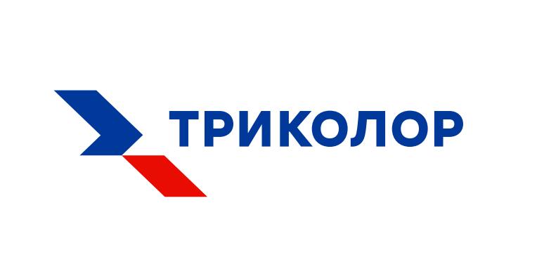 Триколор новый логотип