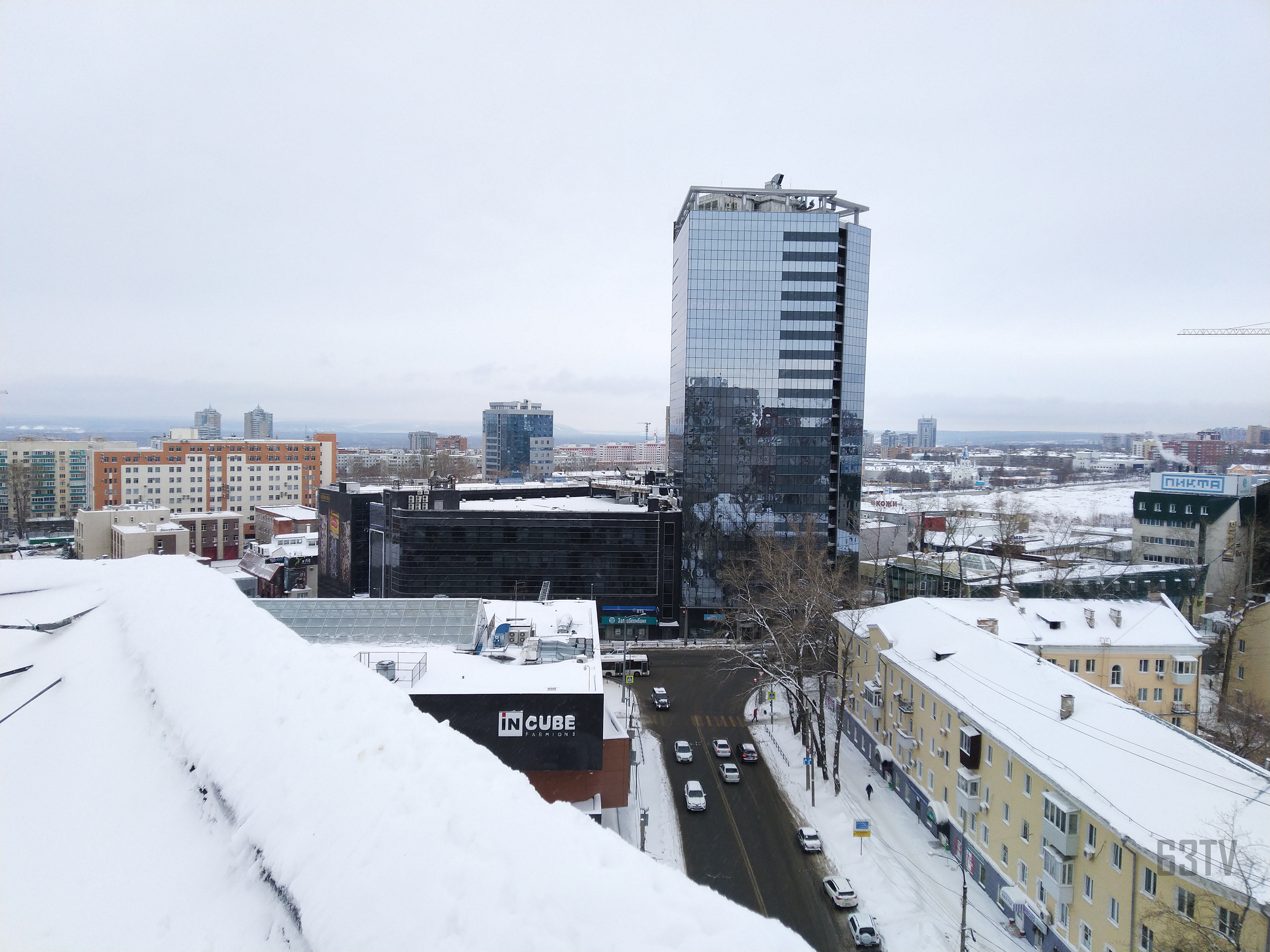 Спутниковое и цифровое тв в Самаре и районах города